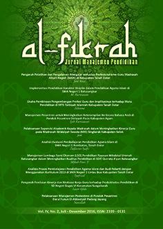 al-fikrah: Jurnal Manajemen Pendidikan