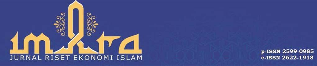 JURNAL RISET EKONOMI ISLAM